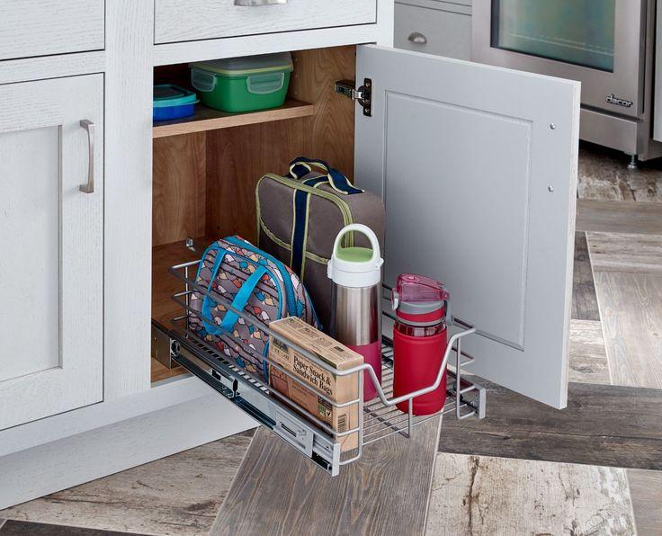 Luxury Under Cabinet Shelf Basket