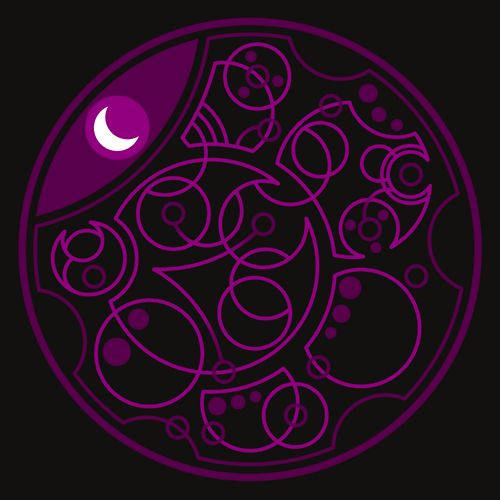 """""""The universe is vast. You are also vast. So is an ant. There are different sizes of infinity."""" - Welcome to NightVale in Gallifreyan"""