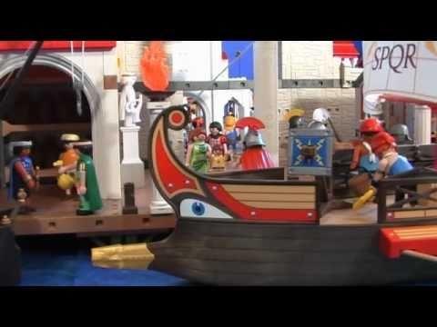 A Roman Town #playmobil