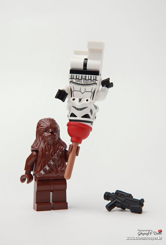 explore lego stormtrooper