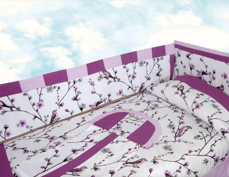 SAKURA Este juego de cuna esta inspirado  en japón.