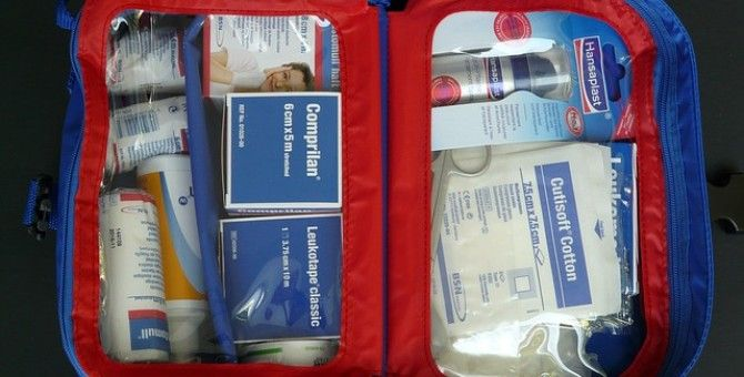 Best to Have first Aid KIT at Home