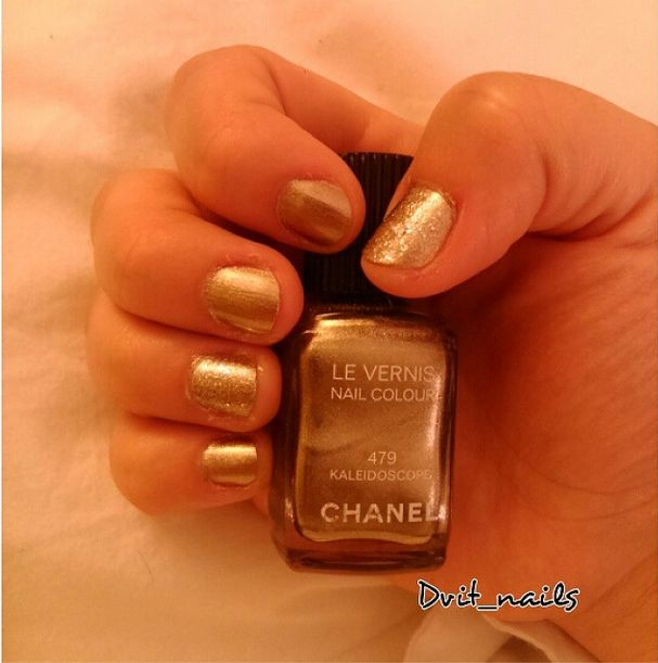 Silver Chanel #Chanel