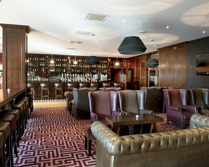 Clayton Hotel Leopardstown-Bookmakers Bar