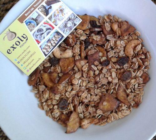 Exoly Granola Choco Banana