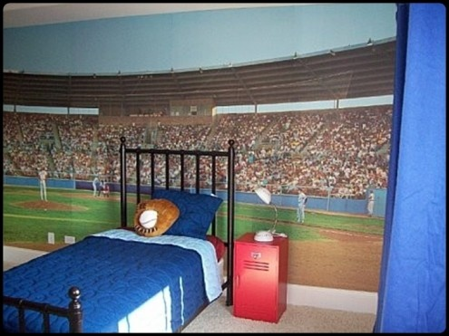 great room for your pre teenage boy adorable