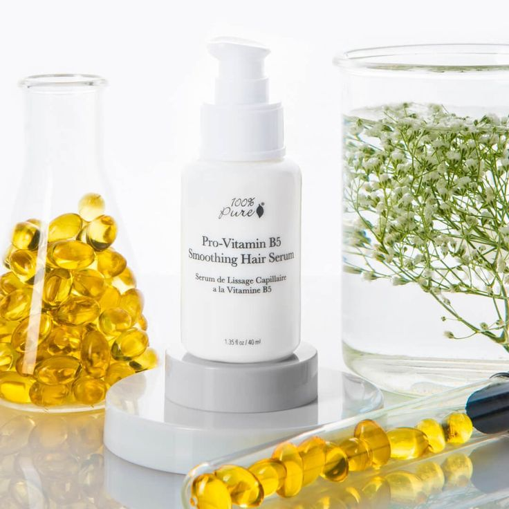 Strengthen and smooth your hair with a vitamin-packed formula. Posted on March 8, 2017 Posted by: 100% PURE® Navigating the market of hair serums can be daunting if you're committed to the lifestyle of natural beauty-- it's a minefield loaded with parabens, toxic dyes and cloying, synthetic fragrances. You're in for lots of trial and error with brands you thought were natural, because of their major emphasis on spotlight ingredients like argan oil, coconut milk or keratin. Their versions...