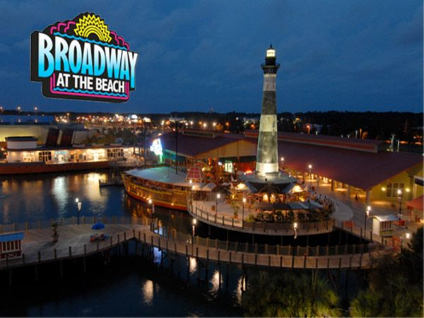 Broadway At The Beach Offers Great Places To Grab A Bite To Eat