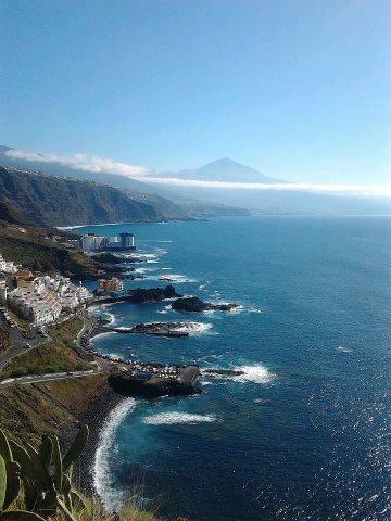 Beautiful views of the island of #Tenerife // Vistas preciosas de la isla de #Tenerife