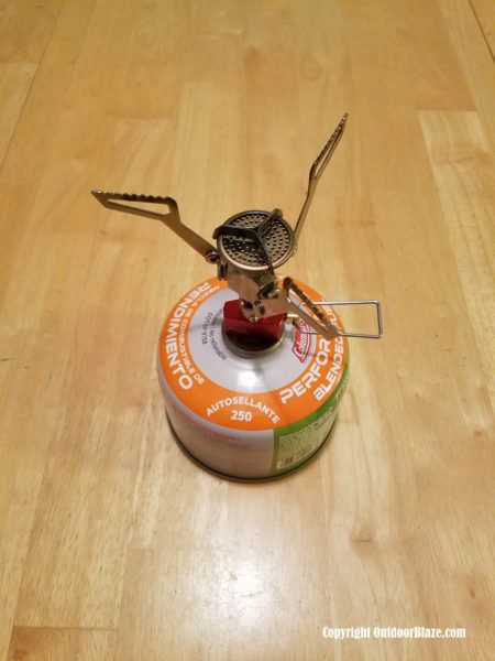MSR Pocket Rocket 2 Stove Review | Outdoor Blaze