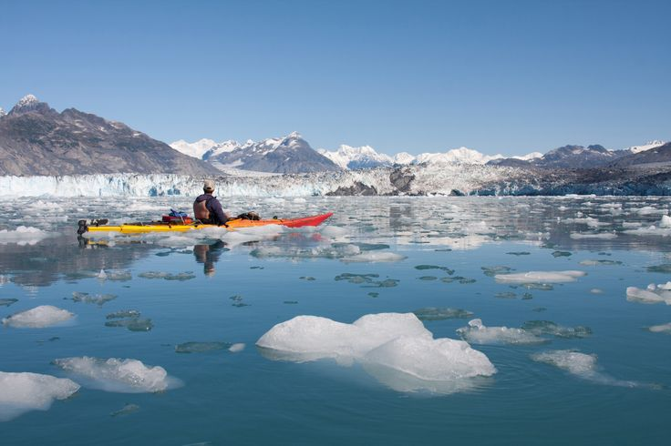 Alaska: la bianca terra misteriosa...