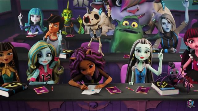 Monster High Screencaps Photo Monster High Characters Monster High Monster