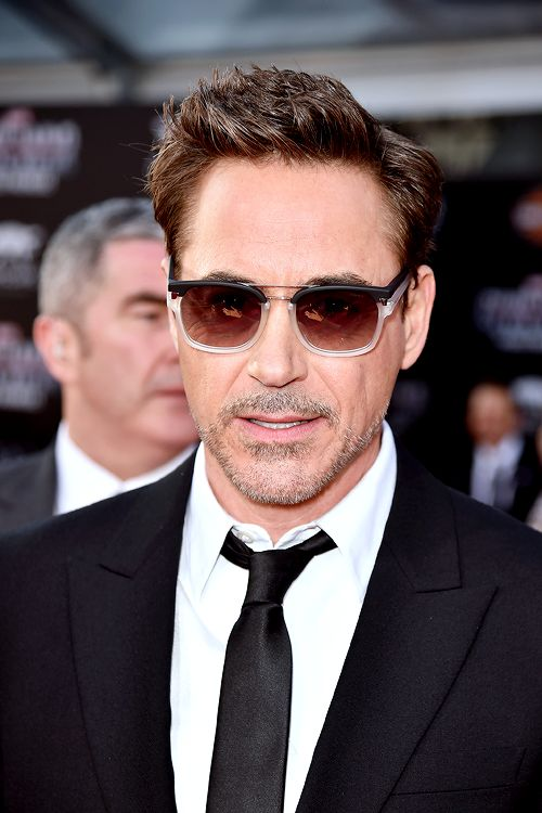 Robert Downey Jr. attends the premiere of Marvel's 'Captain America: Civil War' at Dolby Theatre on April 12, 2016 in Los Angeles, California.