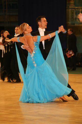 Бальные платья для танцев