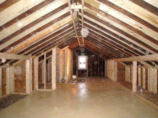 Attic Bedroom Remodel | nelsonremodelingandconstruction.com