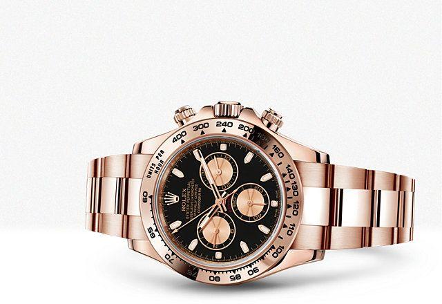 Orologio Rolex Cosmograph Daytona: Oro Everose 18 ct. – M116515LN-0004