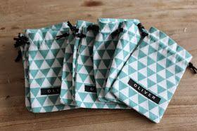 MinnieMie: Handleiding: suikerbonen-zakjes naaien / Tutorial: how to sew small…