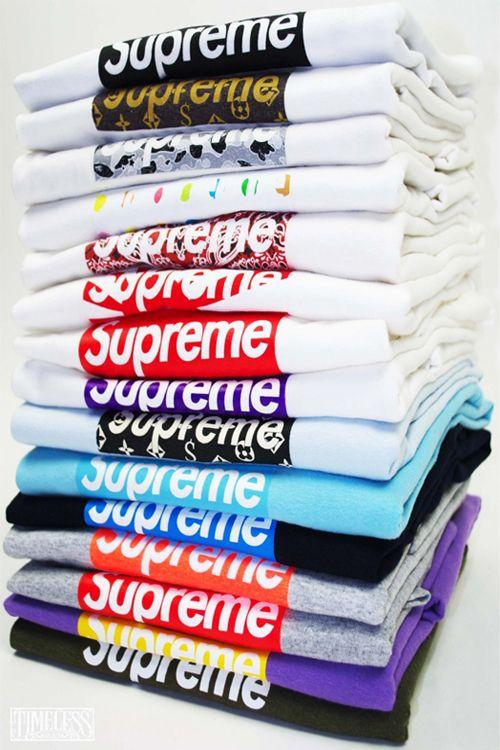Supreme,supreme,supreme......