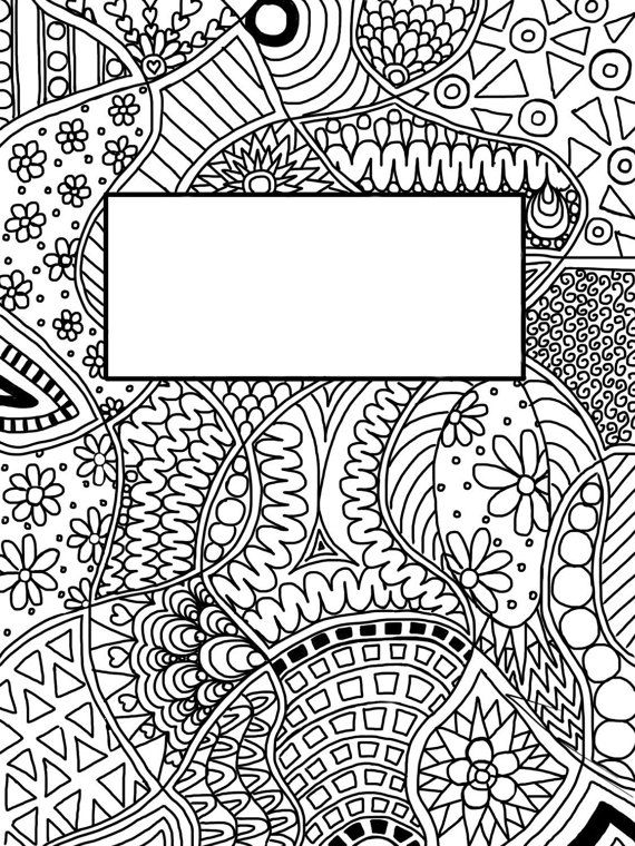 Color it yourself greeting cards by SMPCreationsStudio on Etsy