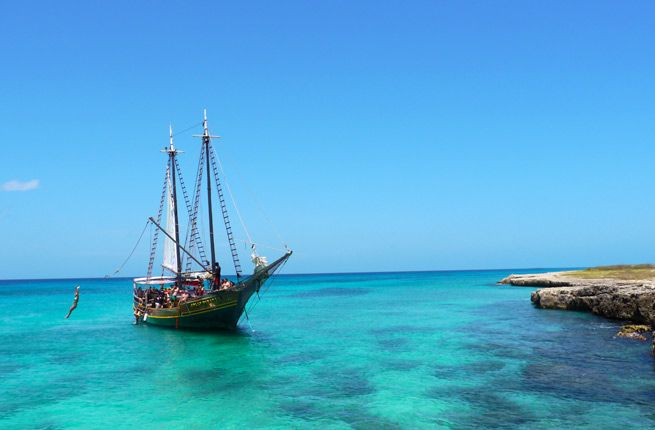 SAILING Day sails to remote snorkeling spots, sunset voyages on a catamaran, and champagne-and-dinner cruises are some of the most memorable ways you can spend a day or night in Aruba.