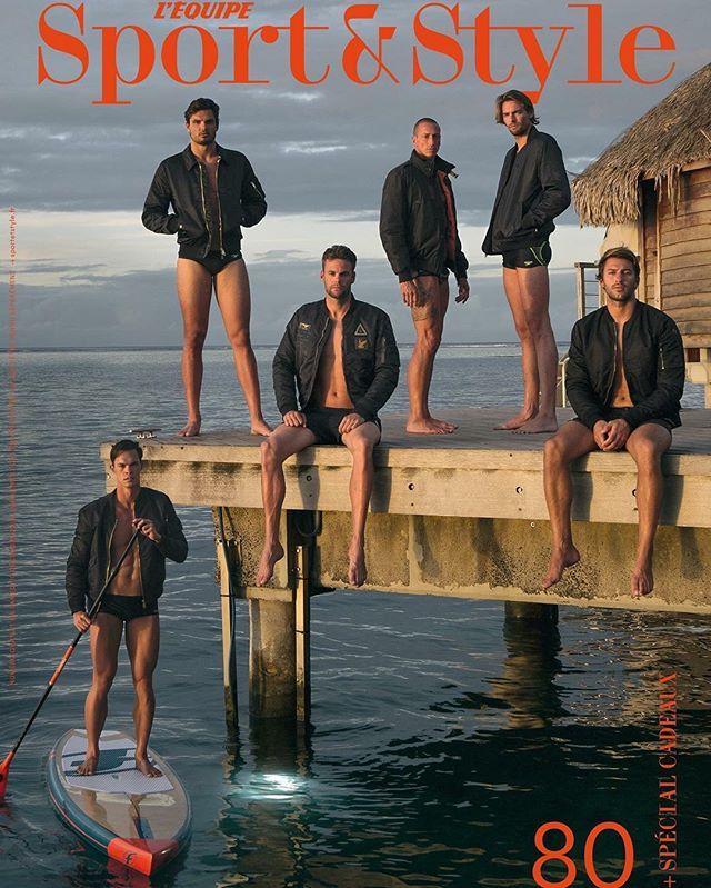 WEBSTA @ fredbousquetswim - Un petit retour en images sur notre séjour à Tahiti et notre implication dans l'évolution du sport polynésien ✈️🌎🇵🇫😉 @sportetstyle @lequipe #ExclusiveMagazine #TahitiSwimmingExperience @airtahitinui @tahititourisme @spm_hotels #FrenchPolynesia #Tahiti #Moorea #BoraBora @titiswimmer @titiswimmer @florentmanaudou @cam_lacourt_off @gregory_mallet @giacomoperez