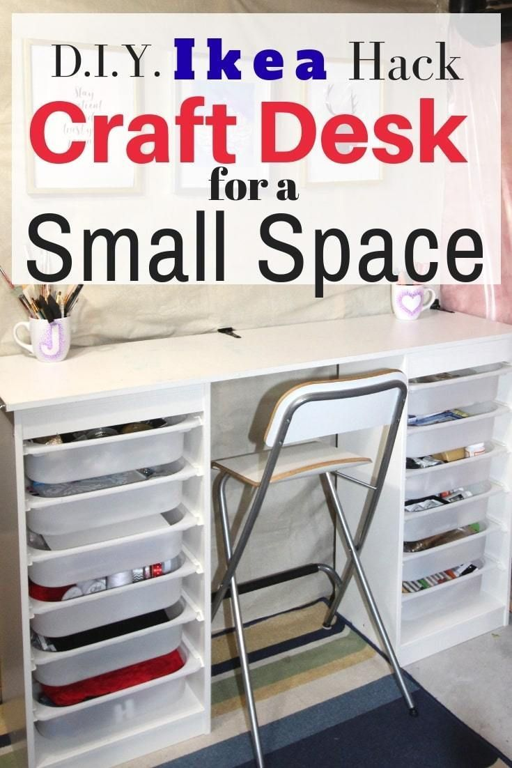 31++ Craft table with storage for cricut info