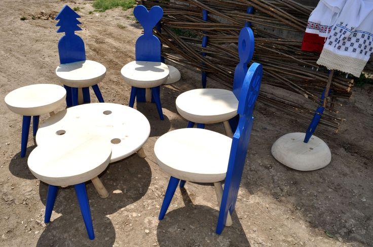 romanian blue dinner