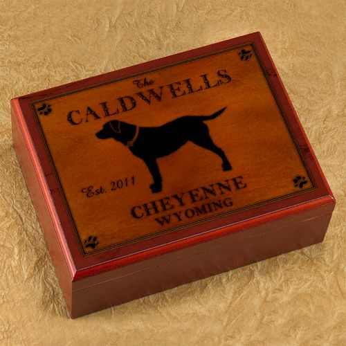 Cabin Series Humidor (Available in 9 Designs) #Groomsmen #Cigar #Personalized