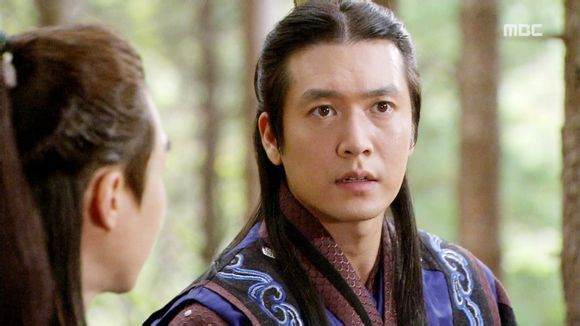 King S Daughter Episode 17 Myeong Nong And Seolnan S Romantic