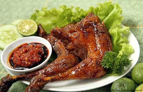 Resep Ayam Bakar Kalasan   Resepkoki.co