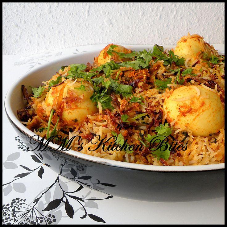 MM's Kitchen Bites: Egg Korma Biryani...for Easter Sunday (or any Sunday !!!)