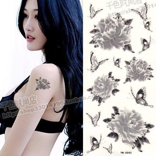 #china #chinese #tattoo #girl