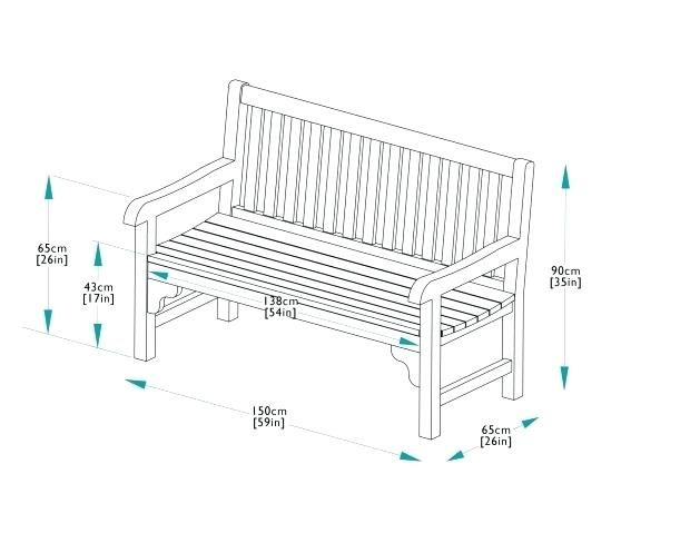 Google Image Result For Http Dataethics Co Wp Content Uploads 2019 04 Bench Seat Height Standard He In 2020 Bench Cushions Indoor Patio Furniture Diy Furniture Plans