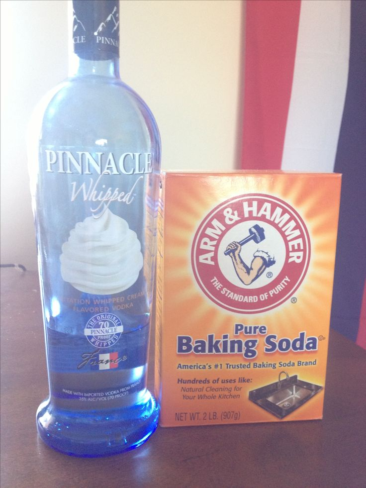DIY Cold-Sore Remedy Household items  Mix about 4-5 drops of any kind of Vodka with enough Baking Soda to make a creamy paste. Put the paste on your cold sore with a utensil such as a plastic knife for easy smooth application. Layer as thick as you can.   Leave on for about 15 minutes, then wipe off mixture completely and go and reapply your mixture again so that you get a fresh batch of alcohol on your lip to make sure it's working. Do this about 3-4 times