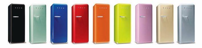 Electrodomésticos y aparatos electrónicos retro