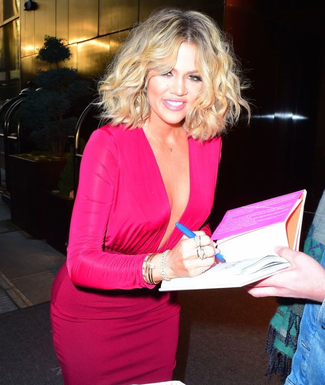 Khloé Kardashian Reveals the Real Reason Why She Cut Her Hair Short  - HarpersBAZAAR.com