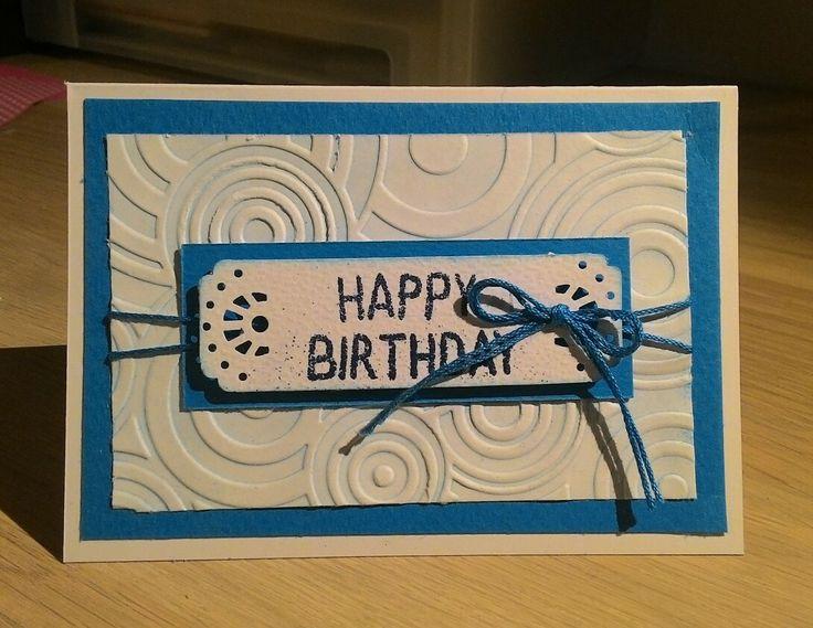 Card per compleanno