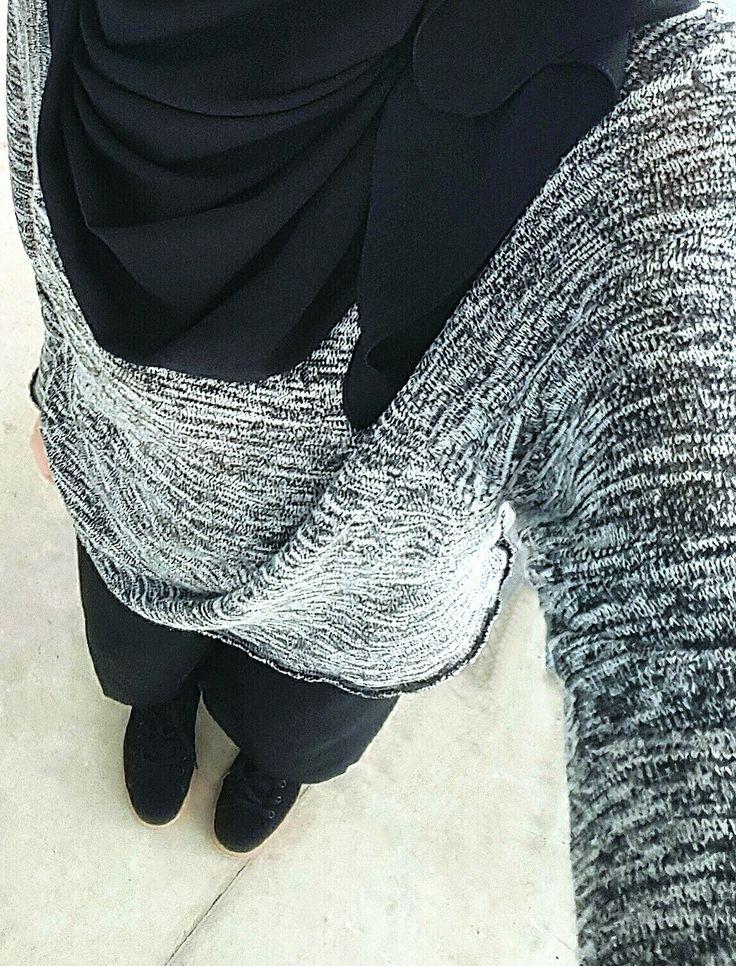 #hijabista #hijabfashion #streetwear #casual #muslimah