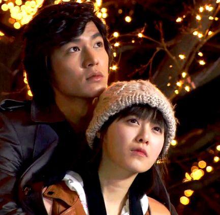Boys Over Flowers... Goo Jun Pyo and Geum Jan Di!