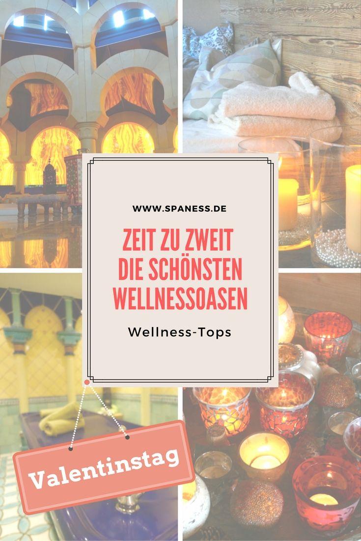 Geschenk Idee Valentinstag - Zeit zu Zweit für Verliebte. Die schönsten Wellnesshotels & Wellness Oasen für Verliebte, Pärchen & einen Liebesurlaub.