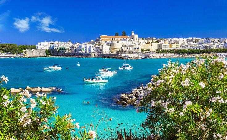 Il mare della Puglia - Otranto