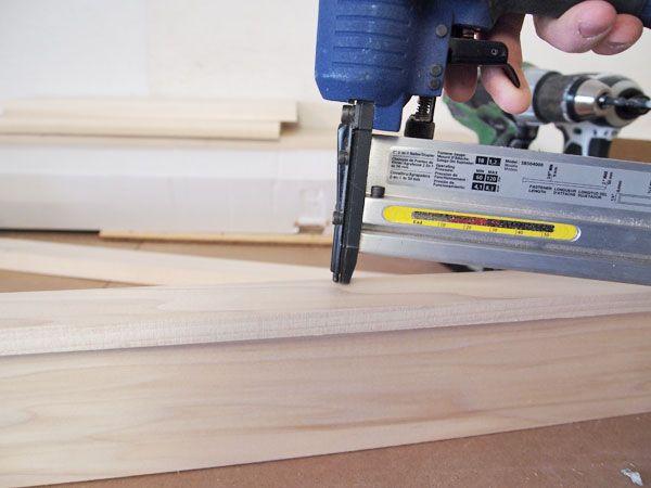 Simple Craftsman Door Trim Tutorial   Cape27Blog.com