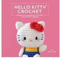 Hello Kitty Crochetis all about kawaii: the supercute world of Hello Kitty and her friends meets the Japanese art of amigurumi, or crocheted dolls.