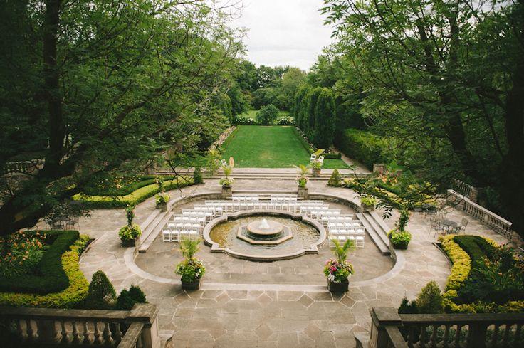 kaylay alvin // english garden party graydon hall manor wedding