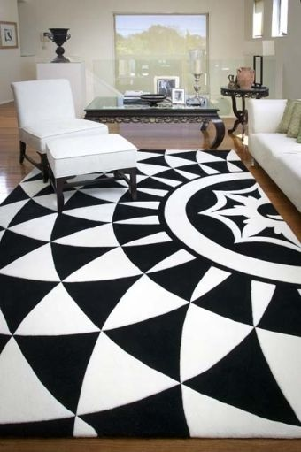 The Alex Perry collection is available from Designer Rugs