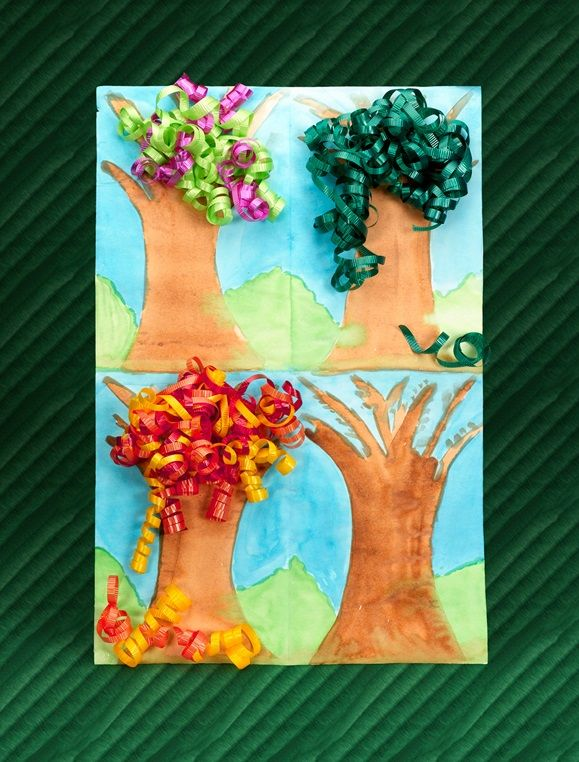 seasons craft ideas 24 best the four seasons ideas for images on 2899