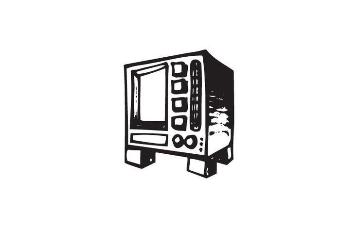 Blast machine logo