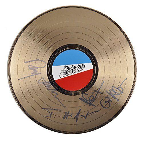 Kraftwerk - German Electronic Band - Authentic Autographed 12