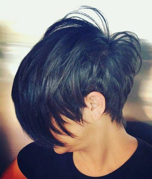 Imagine short hair