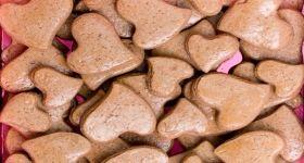 Hibiscus-Vanilla Bean Shortbread Cookies Ingredients 1 cup unsalted ...